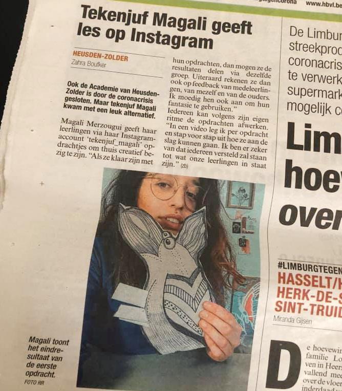 Academie Heusden-Zolder blijft bezig!